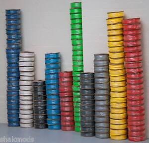 5-Metros-De-shakmods-expansion-Mate-Trenzado-Sleeving-Cable-arnes-11-Colores