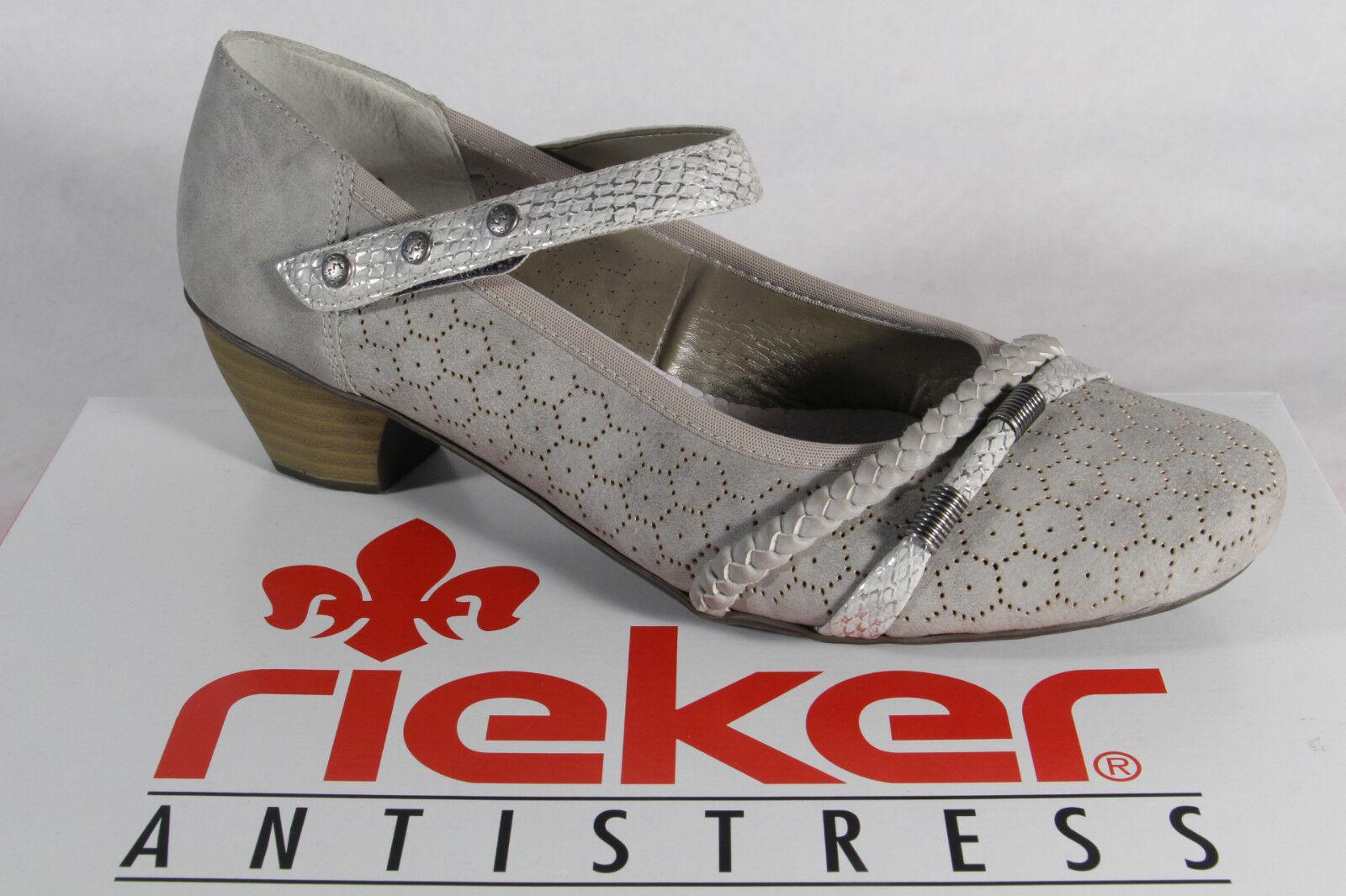 Rieker Slipper Ballerine Chaussures Basses Escarpins