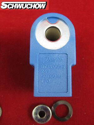 Danfoss Magnetventil Magnetspule 24 V 071N0062 071N0053 BFP Spule Ölpumpe