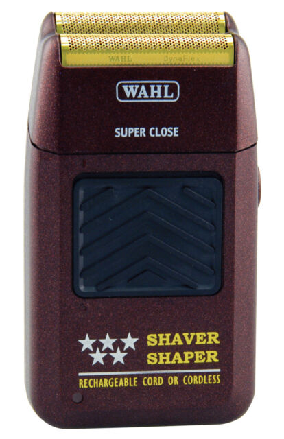 WAHL 5 FIVE STAR  BUMP FREE CORD / CORDLESS SHAVER 8061 ANTI-ALLERGIC FOIL BEARD
