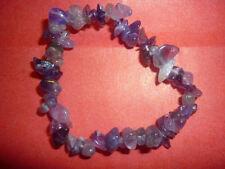 cristalloterapia BRACCIALE braccialetto AMETISTA cristallo pietra curatrice zen