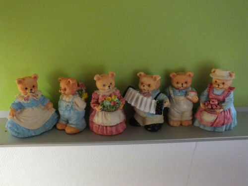 Bären Figuren Dekofiguren Sammlerstücke Deko