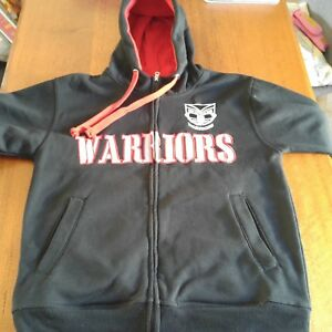 d58317d738bd0d Image is loading NRL-New-Zealand-Warriors-Hoodie-S
