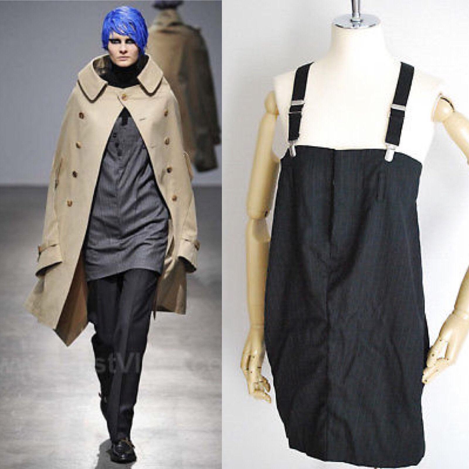 AD2012 Junya Watanabe Comme des Garcons Suspender High Waist Pants