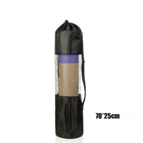 Gym Bag Nylon Pilates Carrier Sport mat net Waterproof Fitness backpack
