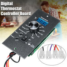 Upgrade Digital Thermostat Controller Board For TRAEGER Pellet Grills   - ** ◣