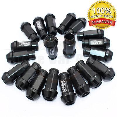 D1-SPE M12X1.5 40MM FOR HONDA TOYOTA ACURA JDM RACING WHEEL LUG NUT 20PCS PURPLE