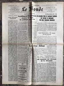 N86-La-Une-Du-Journal-Le-Monde-17-Et-18-Aout-1947