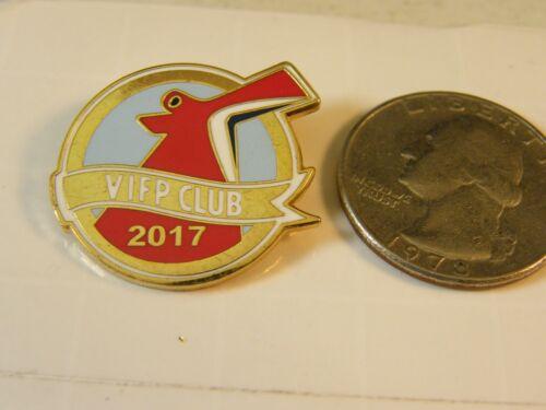 CARNIVAL CRUISE LINE VIFP CLUB PIN 2017