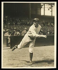 Urban-Shocker-1927-New-York-Yankees-Pitcher-Type-1-Original-Photo