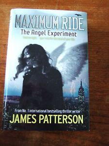 Maximum-Ride-The-Angel-Experiment-by-James-Patterson-Hardback
