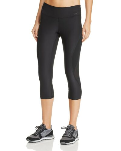 Woman's negro Nike talla; color Medias Legend Power recortadas YwxpE