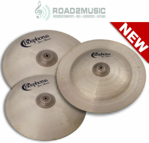 Bosphorus 19  Jazz Master Ride Cymbal Traditional Finish mit Video Soundfile