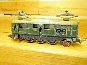 40s Marklin German HO Cast Metal HS800 Electric Locos FIX-PARTS DEAL!