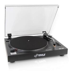 New-Pyle-PLTTB3U-Belt-Drive-USB-Turntable-with-Digital-Recording-Software