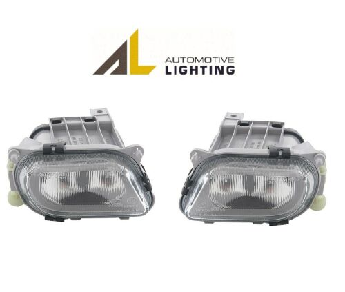 For Mercedes W210 Pair Set of Front Left /& Right Fog Lights Automotive Lighting