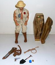2001 Hasbro GI Joe Secret Of The Mummy's Tomb Action Figure Used Loose Complete