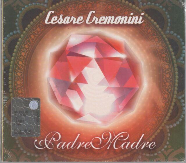 CESARE CREMONINI PADRE MADRE CD SINGOLO cds SIGILLATO!!!