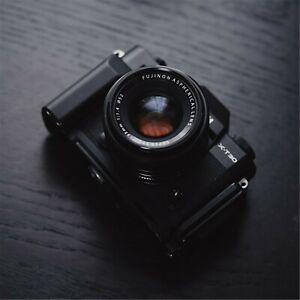 Hand-Grip-W-Quick-Release-Plate-Vertical-Bracket-For-Fuji-XT30-FujiFilm-X-T30