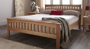 Windsor Bedroom Furniture Solid American White Oak Stunning 6ft Super King Size Ebay