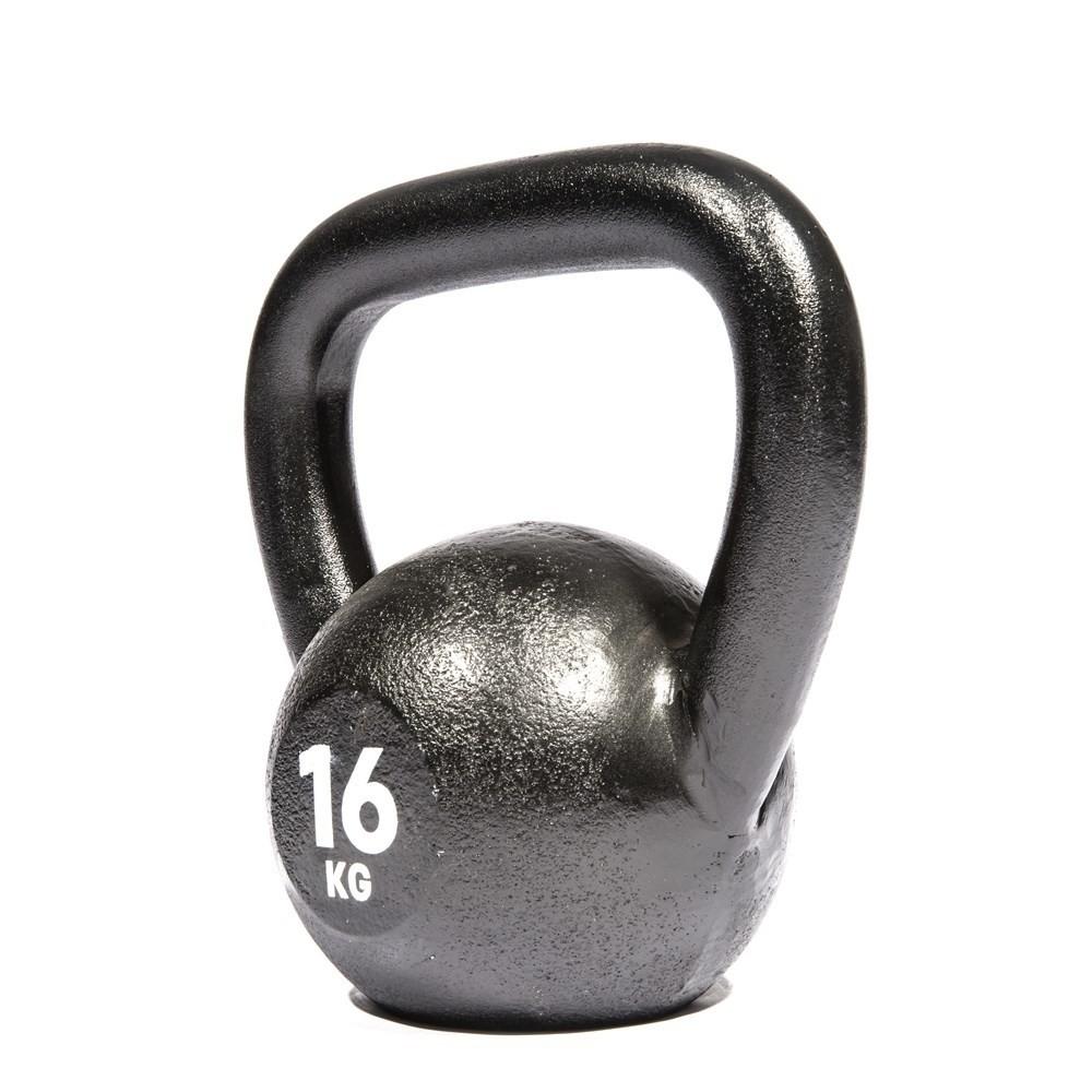 Reebok 16 kg Kettlebell-Fitness, Gym, Training