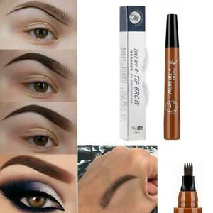 Fashion-4-Head-Fork-Tip-Eyebrow-Tattoo-Pen-Liquid-Brow-Enhancer-Dye-Tint-Pencil