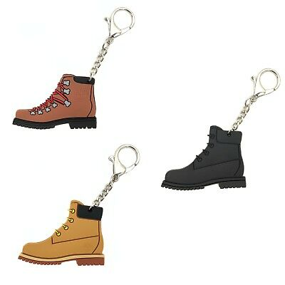 Timberland Boot Rubber KeyChain