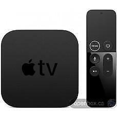 APPLE TV - 4K - 32GB - 1 Year OPENBOX Warranty - 0% Financing Available - OPENBOX Calgary Calgary Alberta Preview