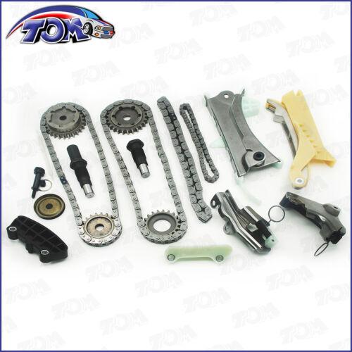 Timing Chain Kit w// Gears For 1997-2010 Ford Ranger Explorer Mercury Mazda 4.0L