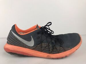 the latest dc2f1 51692 Details about Nike Flex Fury 2 Men's Sz 13 819134-009 Athletic Running  Shoes Trainers
