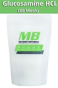 MaxBenifitSupplements-100-Pure-Glucosamine-HCL-Powder-80-mesh