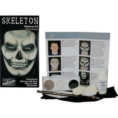 Professional Skeleton Character Makeup Kit by Mehron