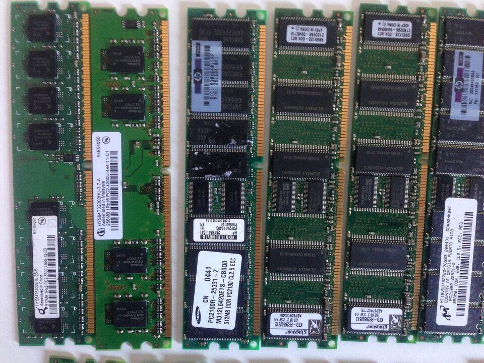 Ram, anden RAM-teknologi, anden modeltype