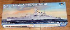 Trumpeter 1/700 scale Littorio 1941 - Italian Battleship kit