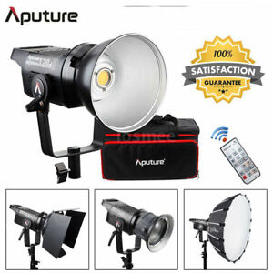 Aputure-LS-C120D-II-Updated-Daylight-180W-V-mount-LED-Light-protection-cover-SG