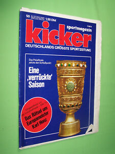 Kicker-Nr-50-23-06-1975-Sportmagazin-DFB-Pokal-Eine-verrueckte-Saison-Pokalfinale