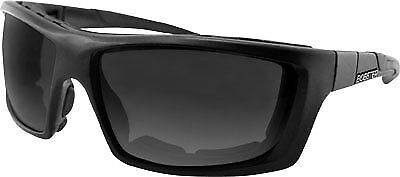 Zan Headgear BRH2001 Road Hog II Convertible Sunglasses//Goggles Black 50-0180