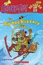 Scooby-Doo Reader #21: Big Bad Blizzard (Level 2), Herman, Gail, 0439788102, Boo
