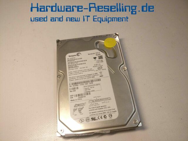 """Seagate 160GB 7200RPM 3,5"""" SATA HDD ST3160812AS 9BD132-033"""