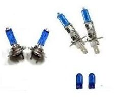 FORD FOCUS II 04 XENON HEADLIGHT BULBS SUPER BLUE HID