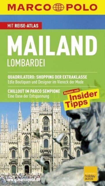 Mailand / Lombardei. MARCO POLO Reiseführer von Florian Eder (2010, Taschenbuch)
