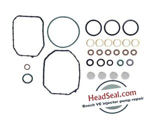 AUDI//BMW//OPEL//VW//LAND ROVER//VOLVO fuel pump recovery kit injection pump seals