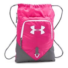 88485de7f9e3 Under Armour Undeniable Sackpack Tropic Pink 654 One Size for sale ...
