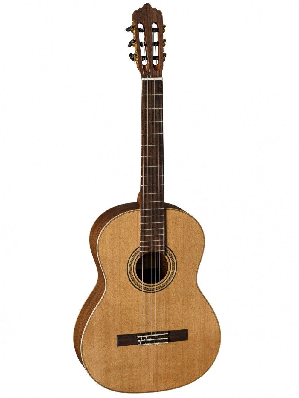 LA MANCHA Rubi CM 63 Konzert Gitarre 7 8 Classic Guitar