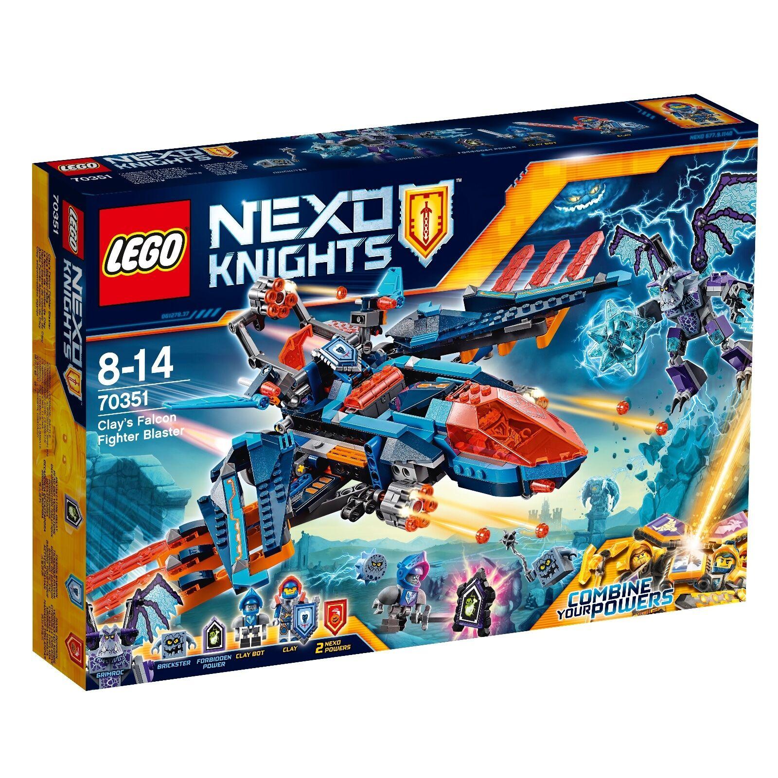LEGO® Nexo Knights™ 70351 Clays Blaster-Falke NEU OVP NEW MISB NRFB