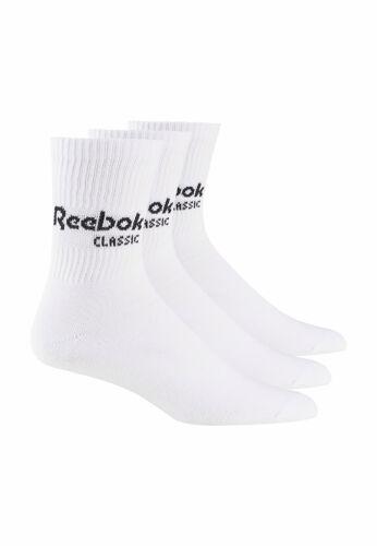Reebok Socken Dreierpack CL CORE CREW SOCK 3P CZ8013 Weiss