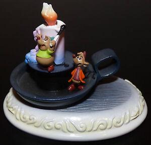 walt disney cinderella jaq gus happy birthday bob olszewski le figurine osdc150 ebay. Black Bedroom Furniture Sets. Home Design Ideas