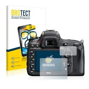 2x-BROTECT-Film-Protection-pour-Nikon-D610-Protecteur-Ecran