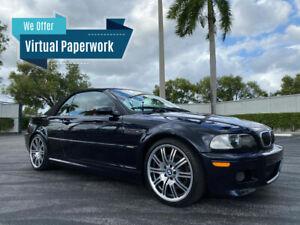 2003-BMW-M3-Base-2dr-Convertible