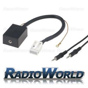 Details about Volkswagen Aux Input Adaptor Audio Interface Converter RCD200  RCD300 RCD500 +